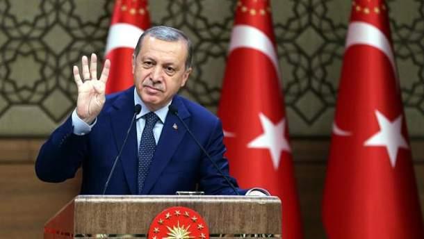 Дарма Ердоган згадав про відновлення смертної кари