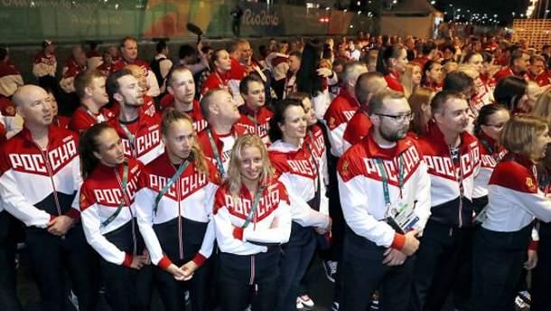 Росіяни таки візьмуть участь в Олімпіаді