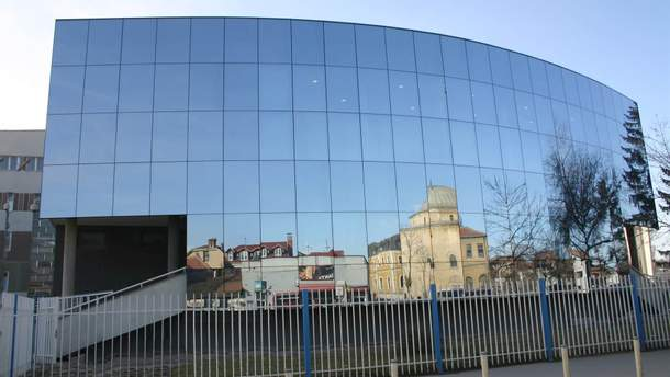 Здание парламента Косово
