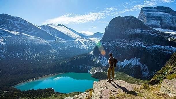 """Національний парк """"Глейшер"""" – одне з найбажаніших місць"""