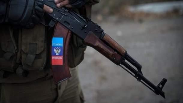 Бойовики вбили російського офіцера