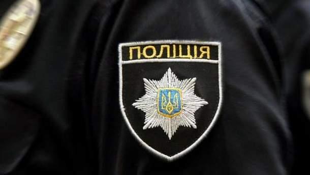 Шеврон полицейского