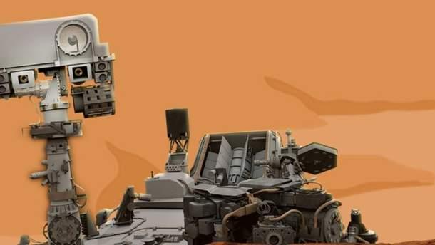 Марсохід з гри