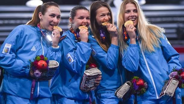 """Угадайте, сколько """"золота"""" привезут наши спортсмены"""