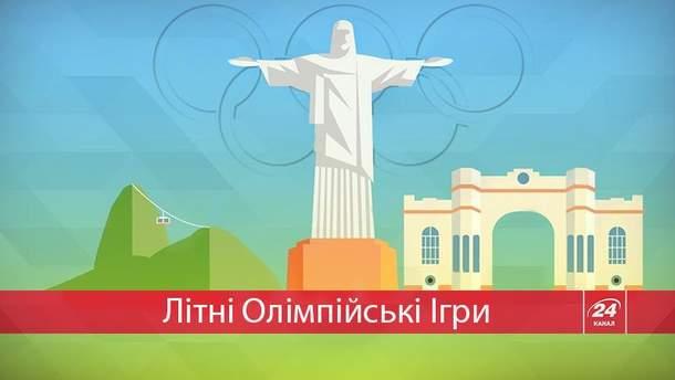 Украинская команда на летних Олимпиадах
