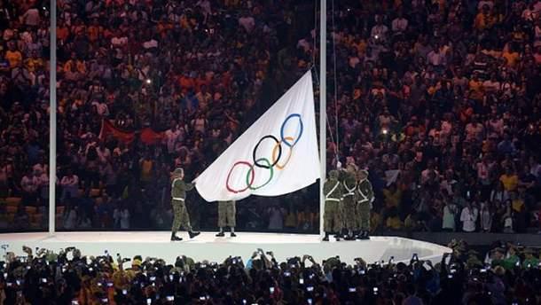 Відкриття Олімпійський ігор
