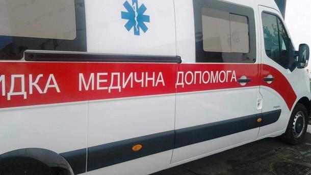 """Карета """"скорой помощи"""""""
