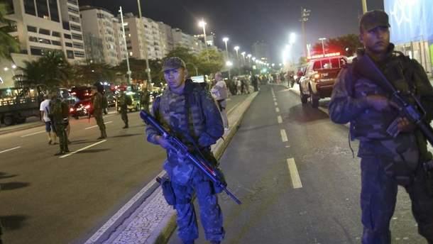 Правоохоронці у Ріо