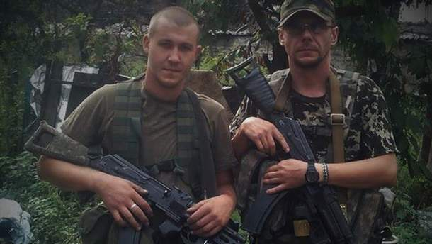 Евгений Садовничий и Тарас Кириченко