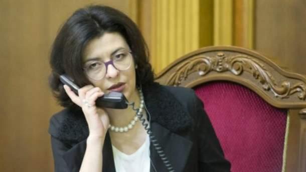 Оксана Сыроид дала эмоциональный совет Порошенко