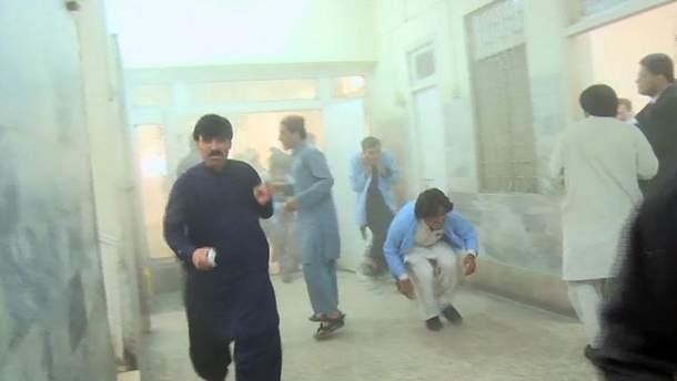 Напад на лікарню у Пакистані