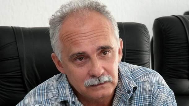 """Гендиректор футбольного клуба """"Заря"""" Сергей Рафаилов"""