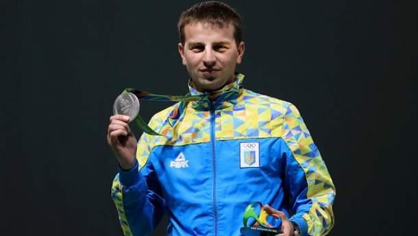 Сергій Куліш завоював для України першу медаль