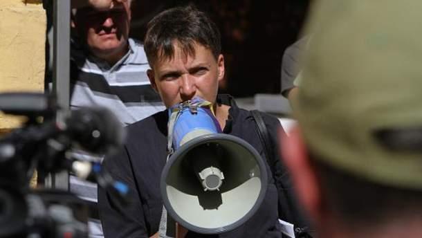 Експерт оцінив політичне майбутнє Надії Савченко