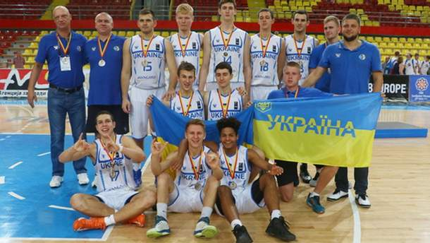 Збірна України з баскетболу U-18