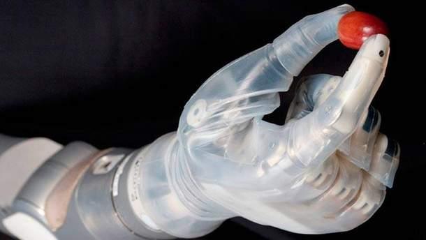 Бионический протез
