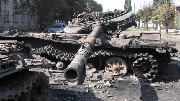 Результат російської агресії