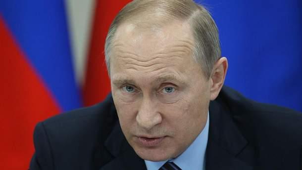 Российские военные вспоминают Путина всуе