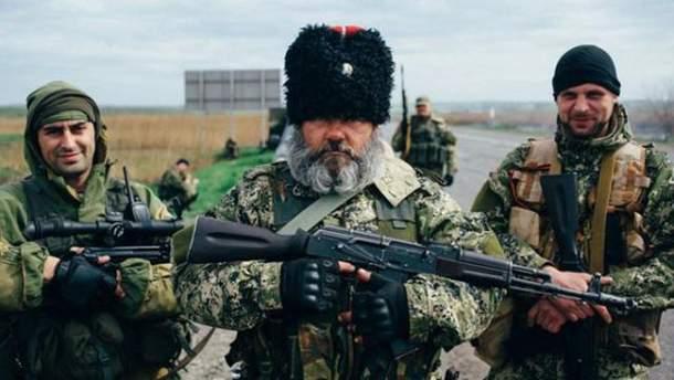 Російські найманці призвели до війни в Україні
