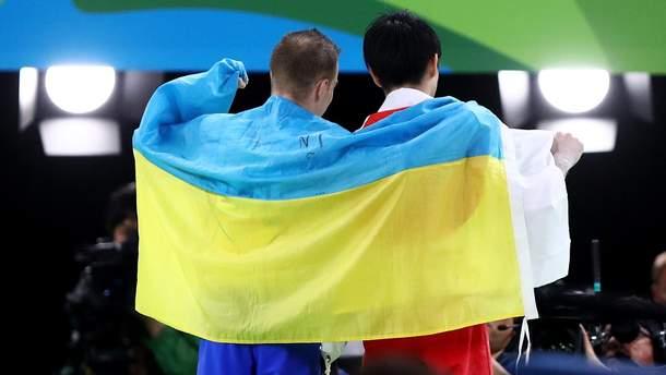 Тріумф української гімнастики