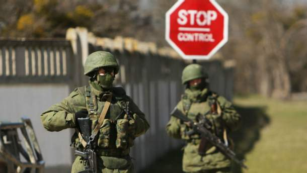 На Украине Россия только тренируется