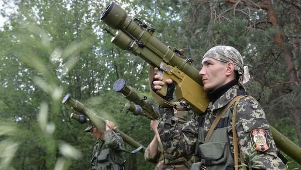 Боевики высказали претензии Генштабу России