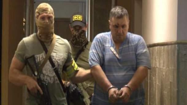 Оккупанты Панова обвиняют в подготовке терактов в Крыму