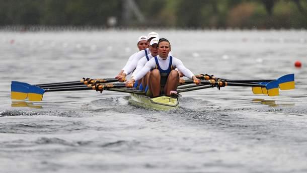 Женская парная четверка  поборется за медали Рио