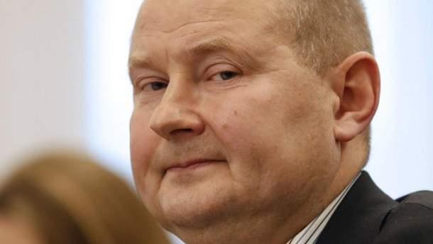 Суддя Дніпровського райсуду Києва Микола Чаус втік