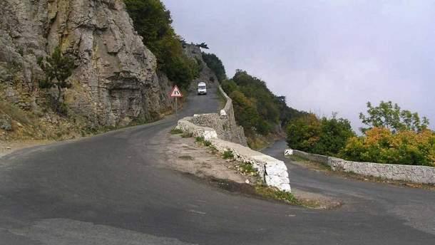 Дорога у Криму