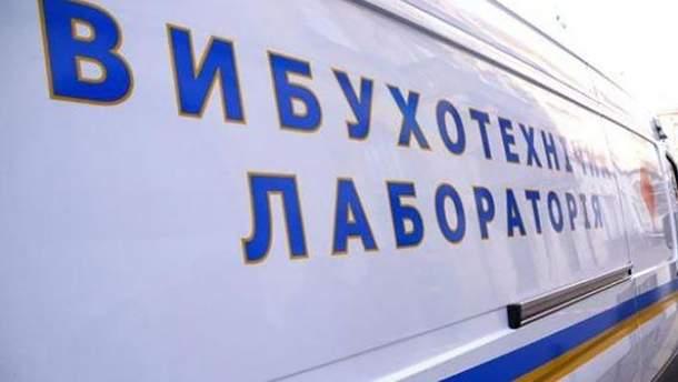 Взрыв прогремел в Одессе