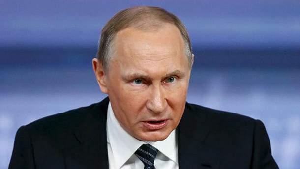 Путин не ищет мира