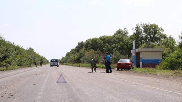 ДТП на Луганщине
