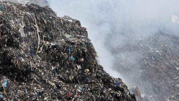 Грибовицьке сміттєзвалище