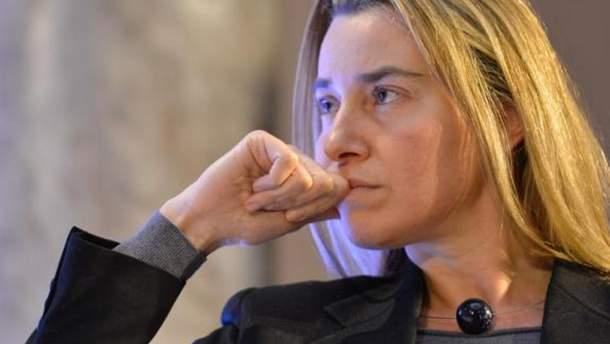 Могеріні закликає уникнути подальшої ескалації конфлікту