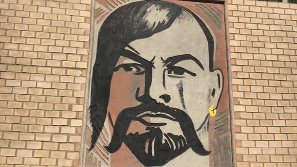 Ленин-казак появился на Сумщине