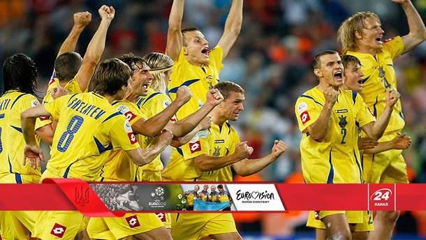 2006 – год, когда Украина победила на чемпионате мира по футболу