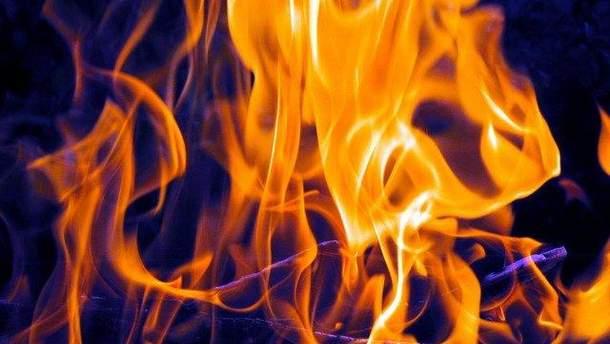 Страшный пожар в Подмосковье