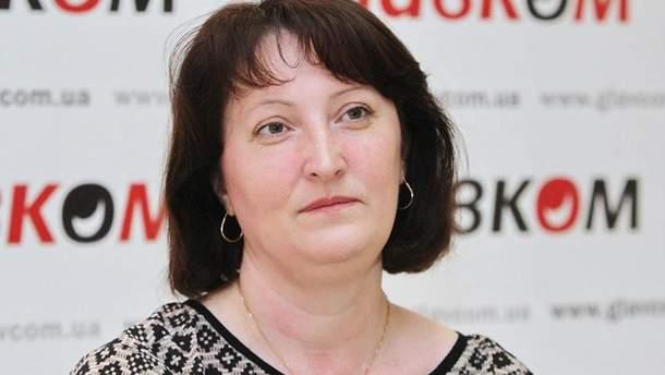 Наталія Корчак, голова НАЗК