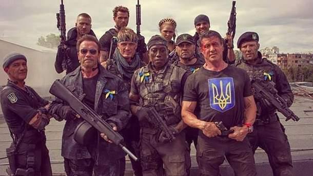 Украинские диверсанты в Крыму