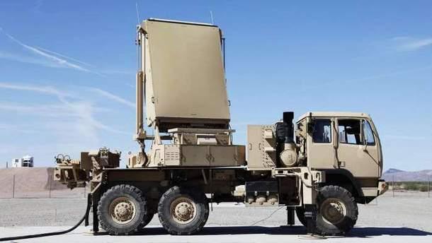 Контрбатарейний радар