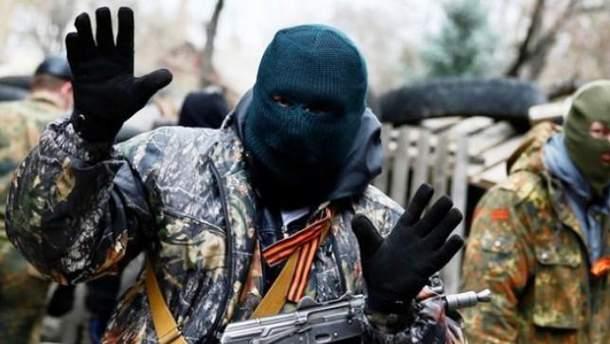 Боевик решил сдаться украинцам