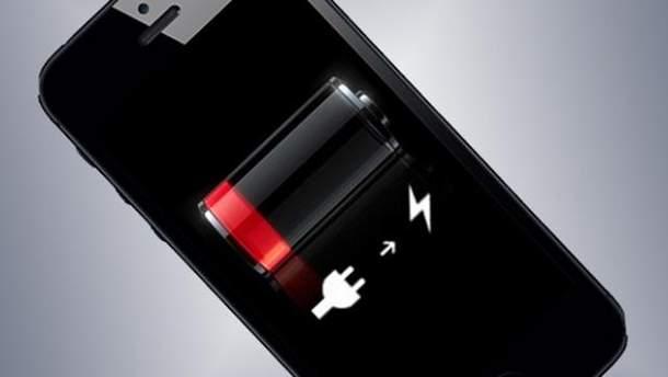 Зарядить смартфон можно и на природе