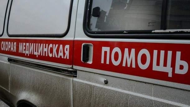 Украинцы попали в ДТП под Москвой
