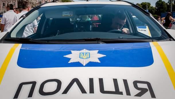Авто патрульной полиции