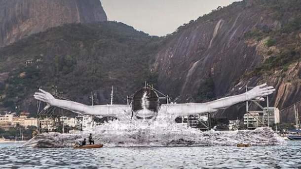 Инсталляции в Рио-де-Жанейро