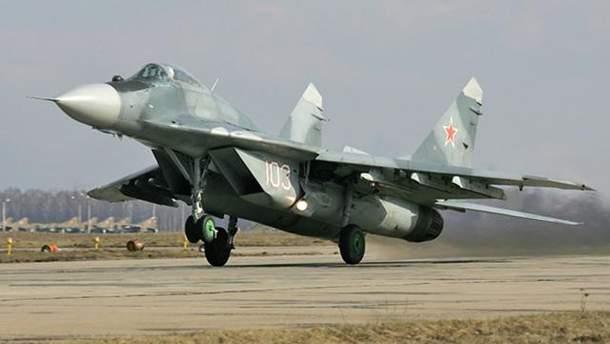 Истребители МиГ-29 используют Вооруженные силы Украины и России