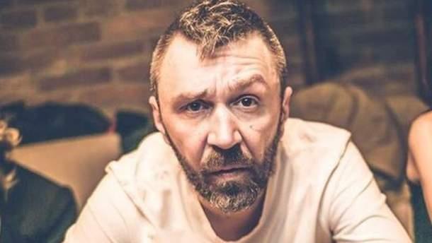 """Лідер гурту """"Ленінград"""" Сергій Шнуров"""