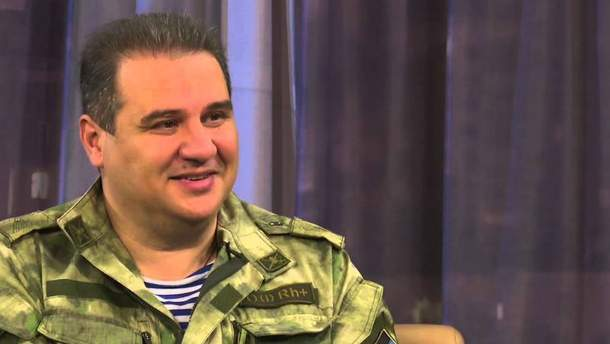 """Так называемый """"министр доходов и сборов """"ДНР"""" Александр Тимофеев"""