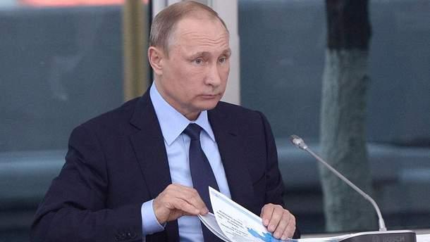 Путін, начебто, їде у дитячий табір, розвивати російське кіно